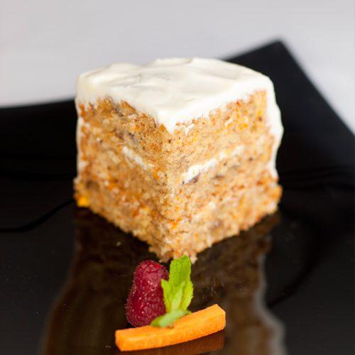 Mmmm… tarta de zanahoria