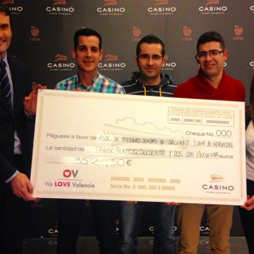 CCV helps organizing the European Deaf Poker Tournament