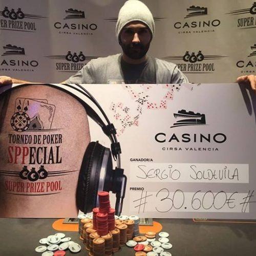 Sergio Soldevilla wins Superprizepool 2017