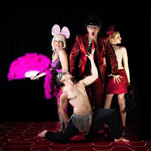 Cabaret, en verano, ¡los sábados!