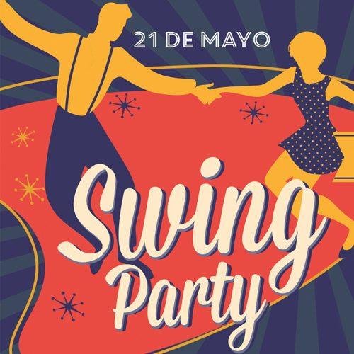 Fiesta SWING en Casino CIRSA