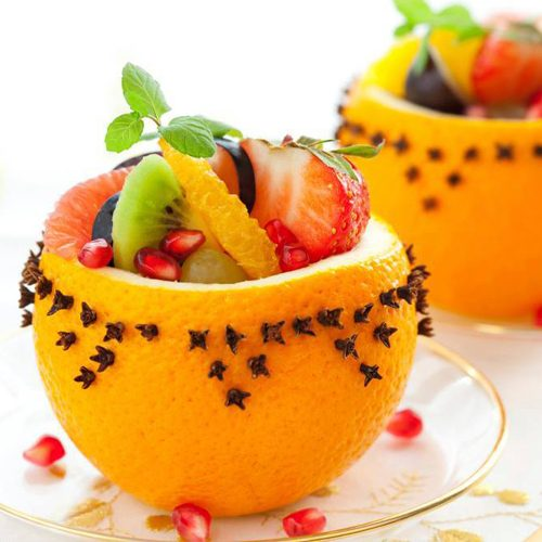 Receta: Macedonia de frutas