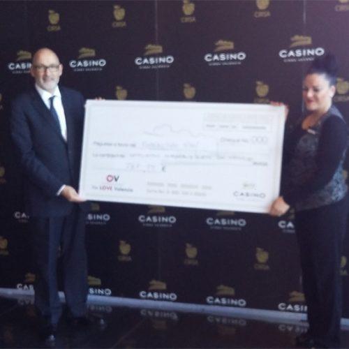 CCV y la Fundación Phi