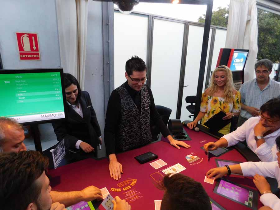 torneo de ipoker texas en casino valencia
