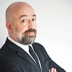 Goyo Jiménez, una mascletá de humor