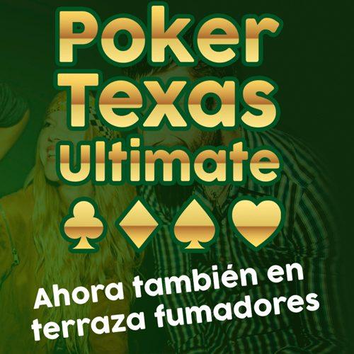 Estrenamos la primera mesa de poker para fumadores