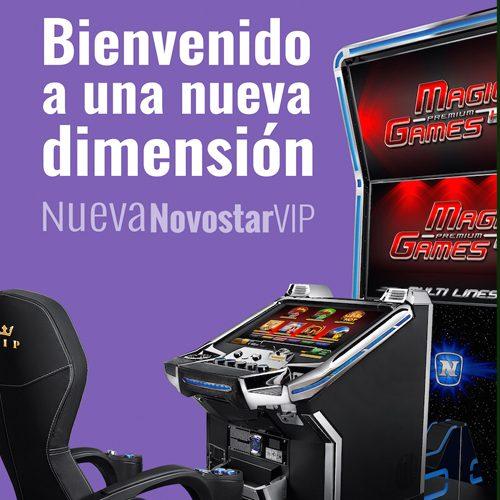 Novostar VIP, bienvenido a una nueva dimensión