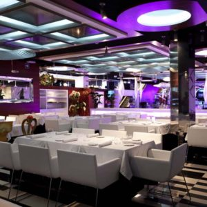 restaurante one vlc casino valencia