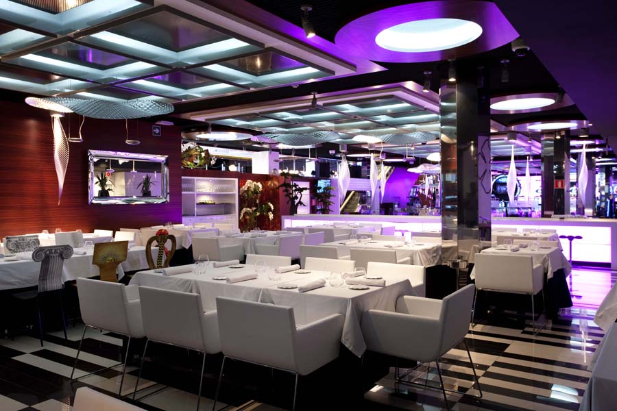 restaurante one vlc casino valencia