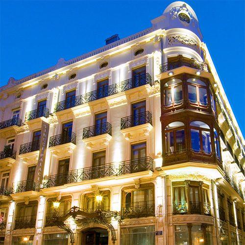 Hotel Vincci Palace