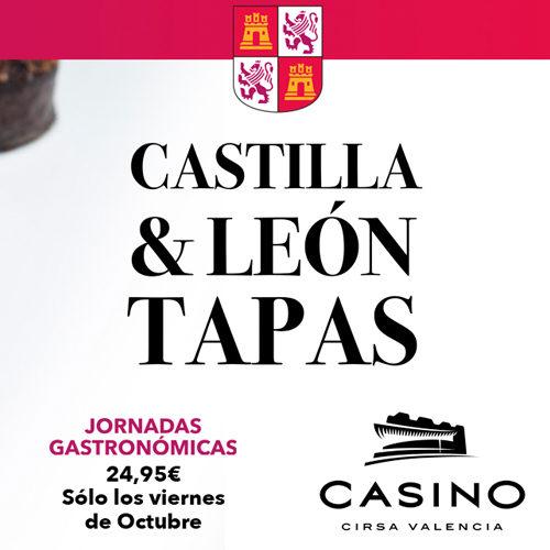 Castilla y León en tapas, Jornadas Gastronómicas