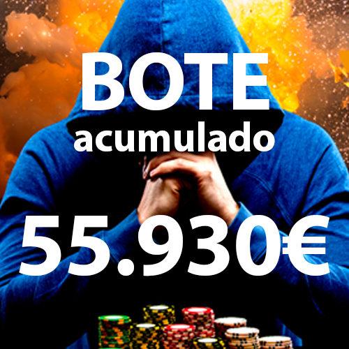 El bote acumulado del SPP se cierra en 55.930€