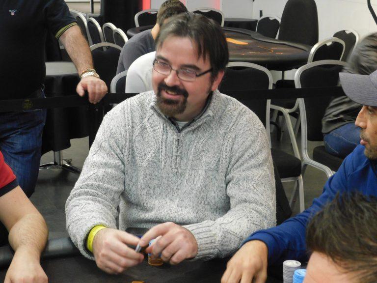 jugador con perilla