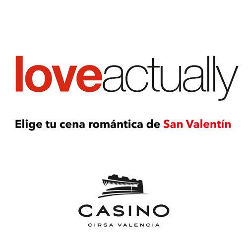 Elige tu historia de amor en San Valentín