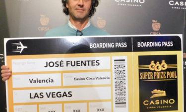 ¡José Fuentes se lleva el VIAJE A LAS VEGAS!