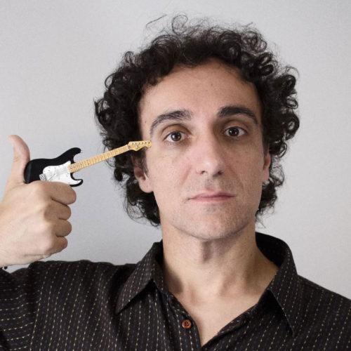 Jesús Manzano, humor instantáneo