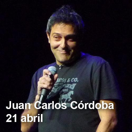 Juan Carlos Córdoba en Ópera Valencia