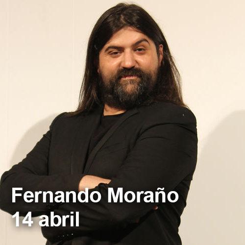 Fernando Moraño en Ópera Valencia