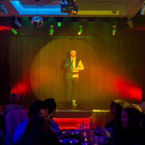 Música en directo, juegos, risas y el Cabaret mas mítico en The Nou Cabaret