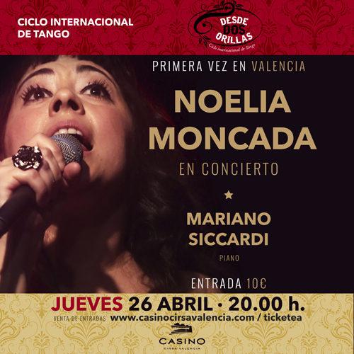 Concierto Noelia Moncada