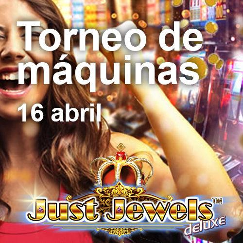 Dolores Merino se lleva el torneo ¡Just Jewels!