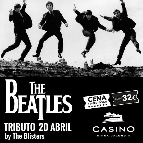 The Beatles Show, cena con espectáculo