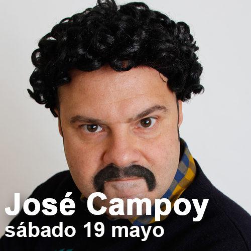 José Campoy en Ópera Valencia