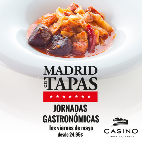 Madrid en tapas, saborea la capital