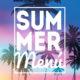 Group menu summer offers