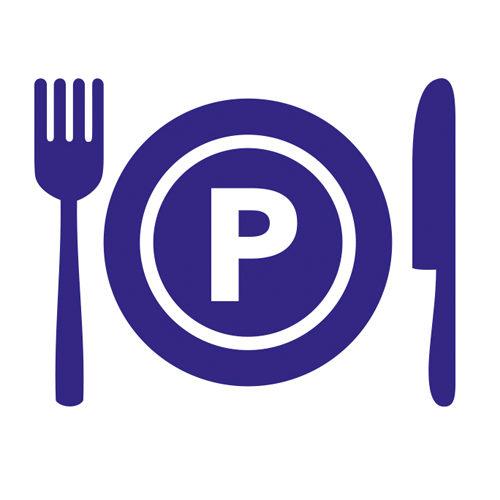 晚餐时免费停车