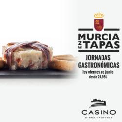 Murcia en tapas, las jornadas gastronómicas