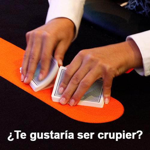 Escuela de Croupiers gratuita en Casino CIRSA Valencia