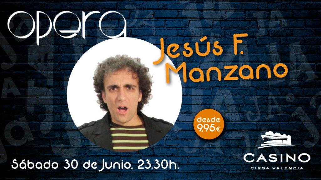 Jesus Manzano Ópera Valencia