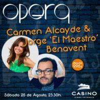 Carmen Alcayde 25 agosto 23.30h