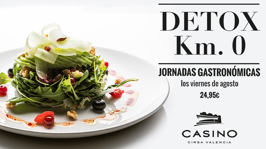 Jornadas Gastronómicas DETOX Km. 0