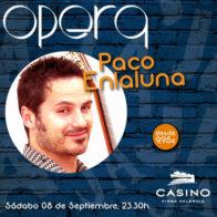 Paco Enlaluna 8 septiembre 23.30h