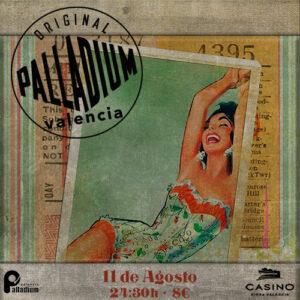 Fiesta Palladium 11 agosto