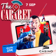 The Nou Cabaret 7/9 21.30h