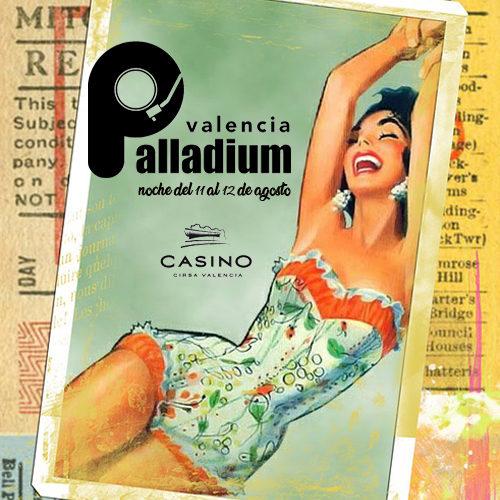 ¡Vuelven las fiestas Palladium!