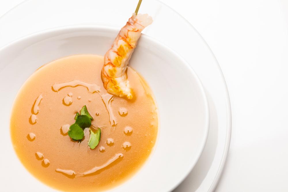 Crema-suave-de-cangrejos