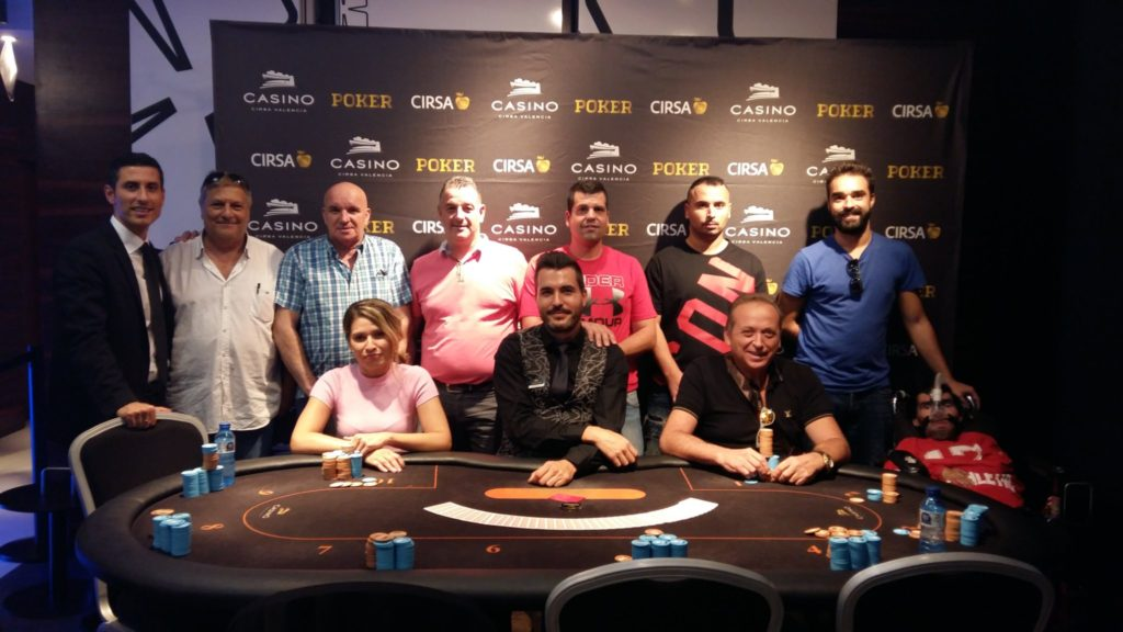 Mesa final spp poker summer edition