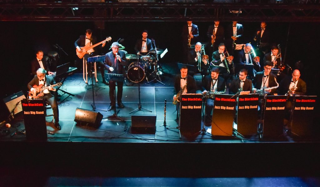 Foto blackcats jazz big band por Frank Sinatra