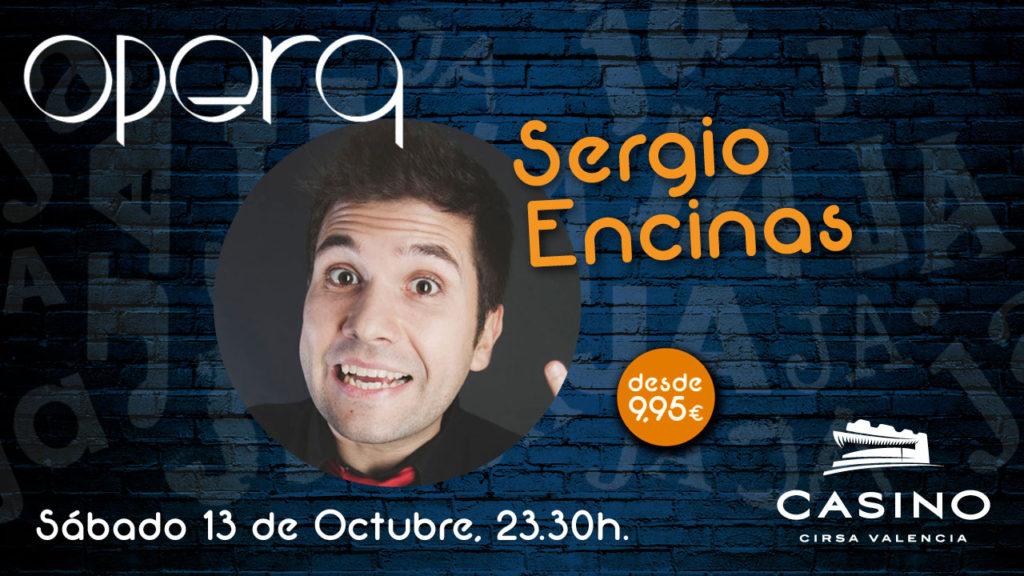 Sergio Encinas
