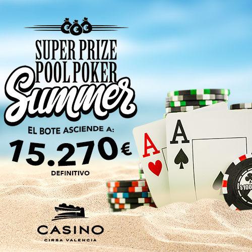 El bote añadido SPP Summer Edition se cierra en 15.270€