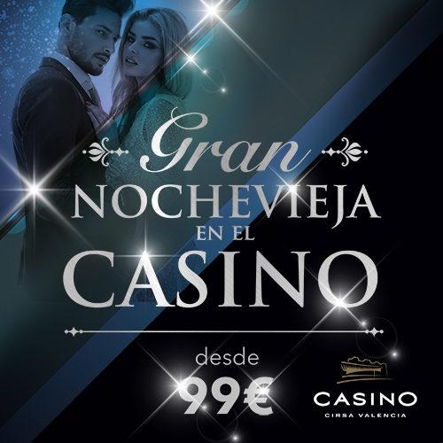 Una nochevieja de casino