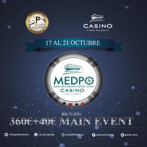 MEDPO Mediterranean Poker Open