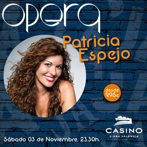 Patricia Espejo en Ópera Valencia