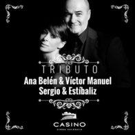 Tributo Víctor Manuel y Ana Belén y Sergio y Estíbaliz 11/11