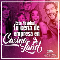 Las cenas de navidad de CasinoLand