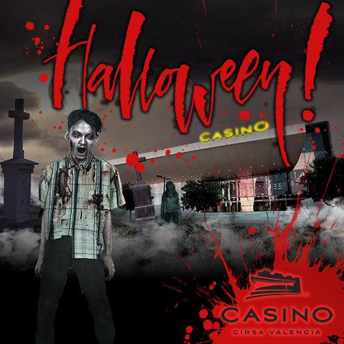 Halloween, la noche sangrienta del casino